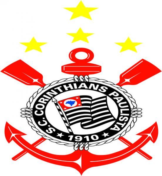 Aparador Vintage ~ Adesivo Corinthians Jackdecor Adesivos
